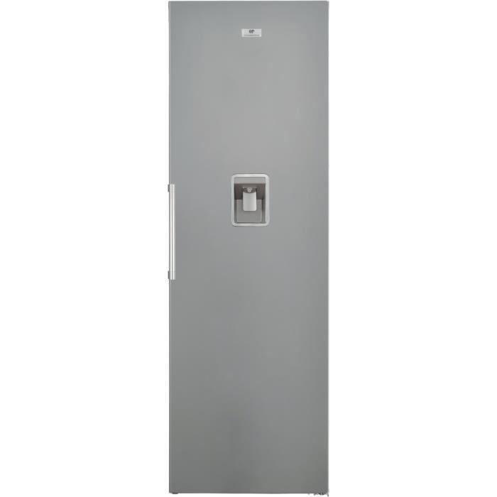 Pose libre - 349L - Froid brassé - Classe A+ - Distributeur d'eau - SilverREFRIGERATEUR CLASSIQUE