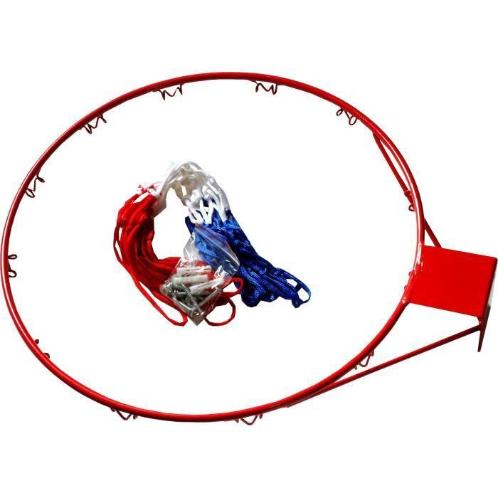 Cercle Basket 18 Pouces avec Filet