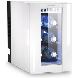 DOMETIC DW6 - Cave ? vin - 6 bouteilles - Pose libre - Classe A - L 26 x H 41 cm