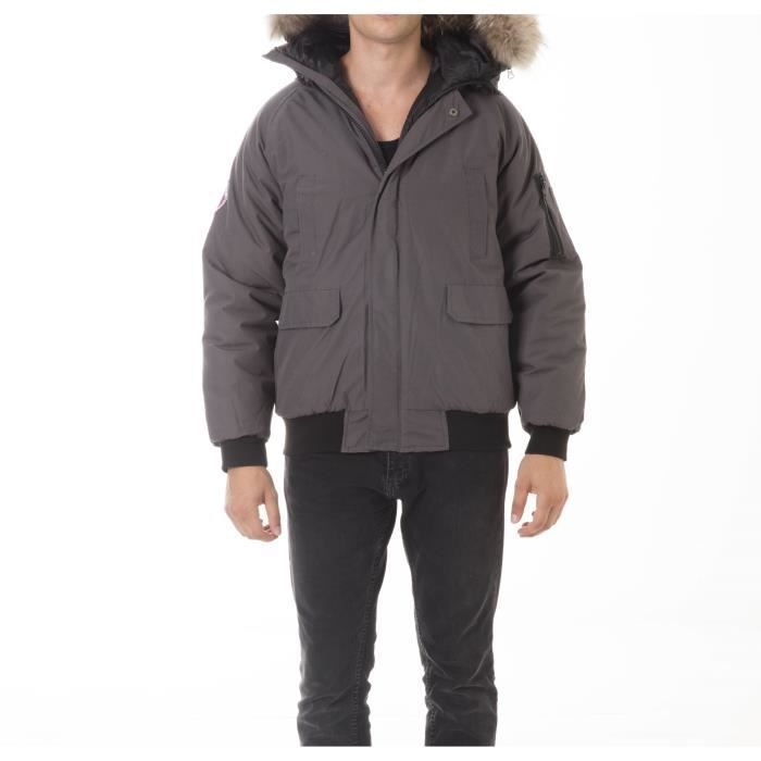 NORTHLAND Blouson Goody Homme Gris