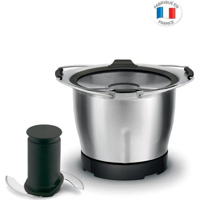 MOULINEX XF38AE10 Accessoire Mini Bol de cuisson pour Robot Cuiseur Companion et ICompanion
