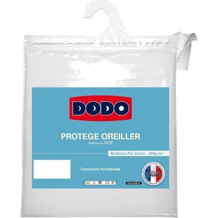 DODO Protège-oreiller Noé 60x60 cm