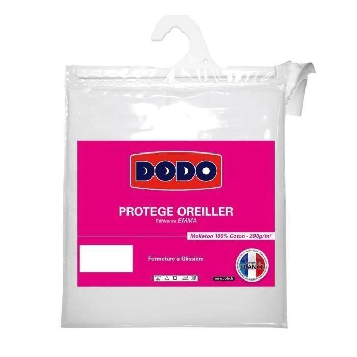 DODO Protège-oreiller Noé 65x65 cm