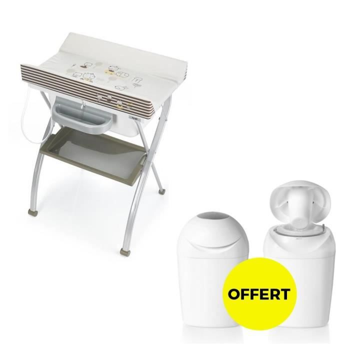 Table langer brevi vente discount for Table a langer cdiscount