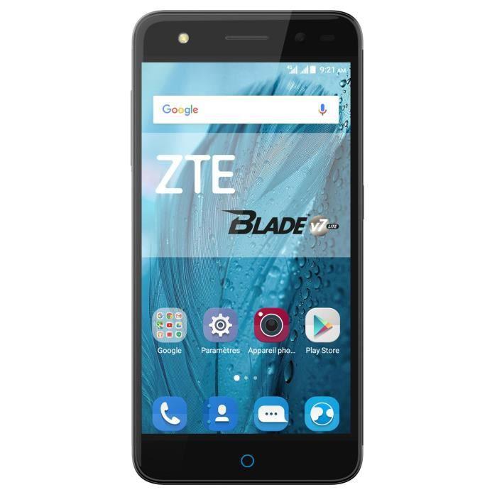 ZTE Blade V7 Lite Dark Grey