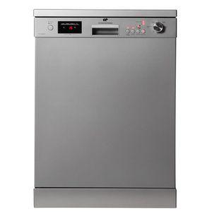CONTINENTAL EDISON CELV1445LEDS - Lave-vaisselle posable - 14 couverts - 45dB - A++ - Larg. 59,6cm