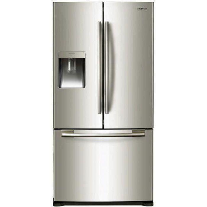 SAMSUNG RF62QEPN - Réfrigérateur multi-portes - 439L (329+110) - Froid ventilé - A+ - L 81,7cm x H 1