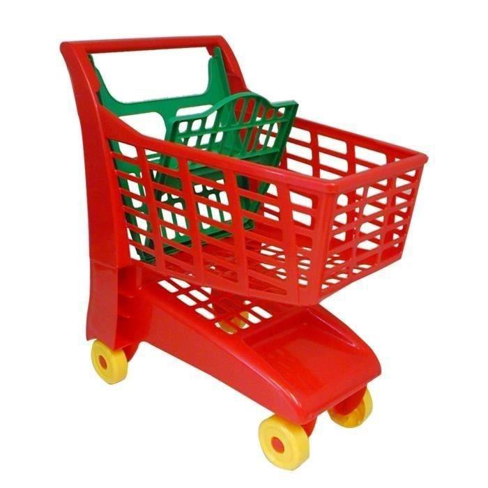 MGM Chariot Supermarché Encastrable 41x47x27 cm - Modèle Aléatoire