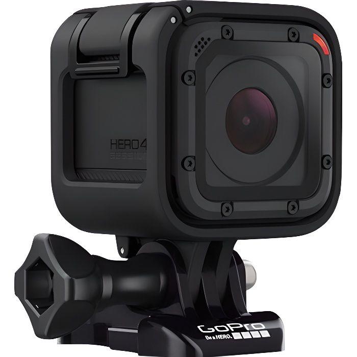 GoPro HERO Session Caméra sport Full HD - 8 mégapixels - Etanche 10m - WiFi et Bluetooth