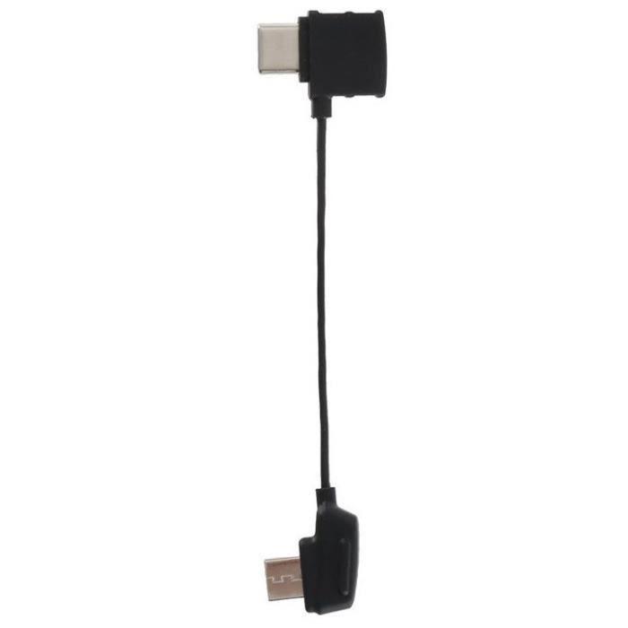 DJI Mavic RC Cable Type-C connecteur