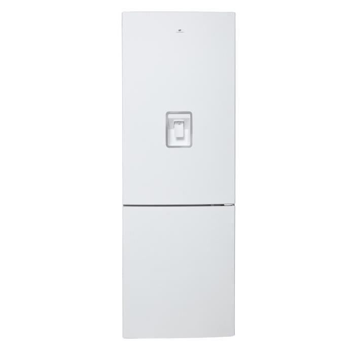Congélateur bas - 318L (231+87) - Froid ventilé - A+ - Distributeur d'eau - L 59,5cm x H 185,5cm - BlancREFRIGERATEUR CLASSIQUE