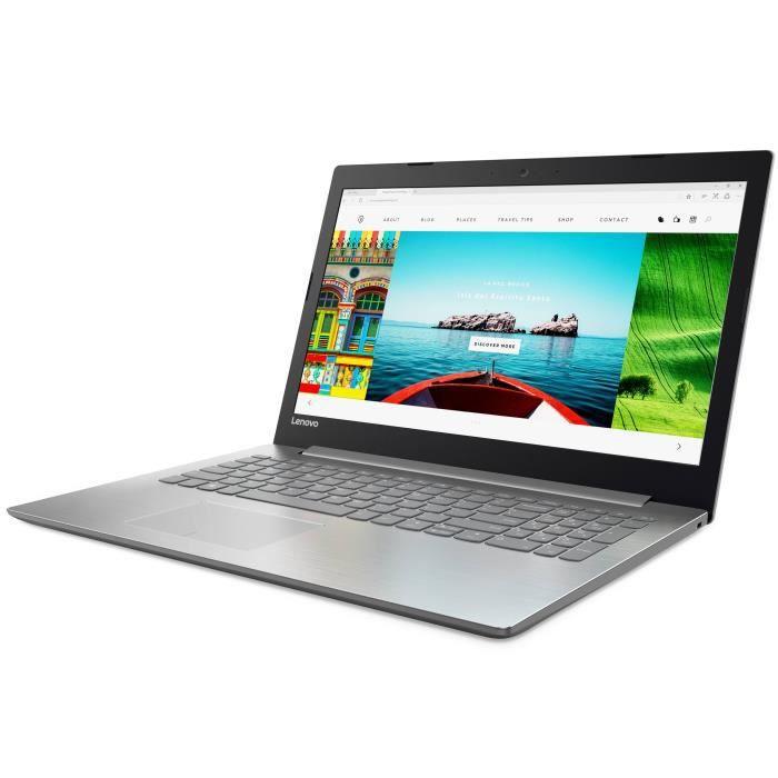 Ordinateur Portable - LENOVO Ideapad 330-15IKB - 15,6 pouces HD - i3-6006U - RAM 4Go - Stockage 1To HDD + 128Go SSD - Windows 10