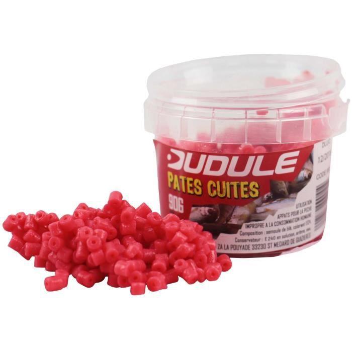 DUDULE Pot de pâtes cuites - Rouge