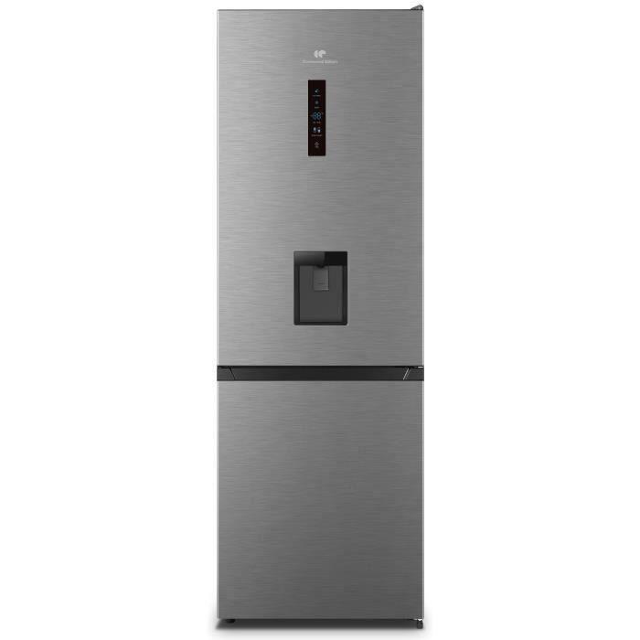 CONTINENTAL EDISON CEFC288NFIX Réfrigérateur combiné 288L (205L+83L) - Total No Frost- 1,784 x59,5x5