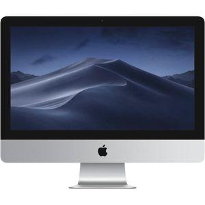 APPLE iMac - MNE02FN/A - 21,5'' Retina 4K - 8 Go de RAM - Intel Core i5 quadricoeur - Stockage 1to Fusion Drive - Nouveauté