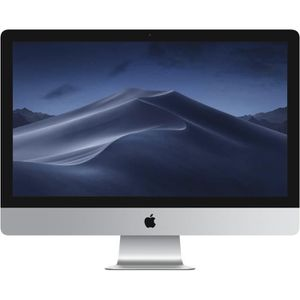 APPLE iMac - MNE92FN/A - 27'' Retina 5K - 8 Go de RAM - Intel Core i5 3,4GHz - Stockage 1to Fusion Drive - Nouveauté