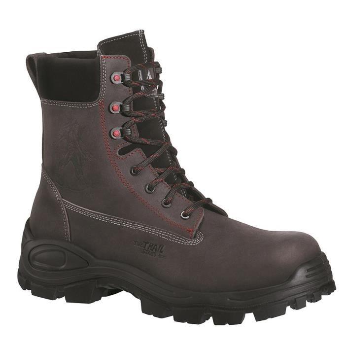 LEMAÎTRE TRAIL PU2D Chaussures de sécurité haute Stelvio S3 CI WR SRC