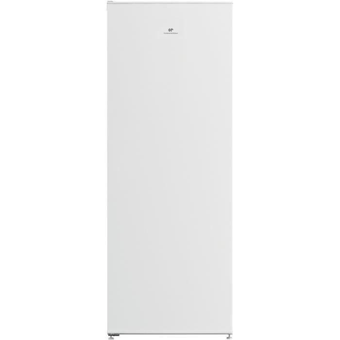 CONTINENTAL EDISON Congélateur armoire 168L - No frost - thermostat électronique - A+ - L 54,2 x H 1