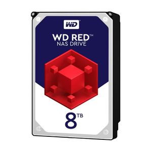 WD Red 8To 128Mo 3.5 WD80EFZX