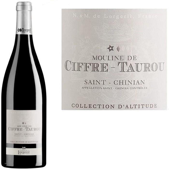 """Mouline de Ciffre Taurou St Chinian 2014 x1,""""__ A CREER"""","""