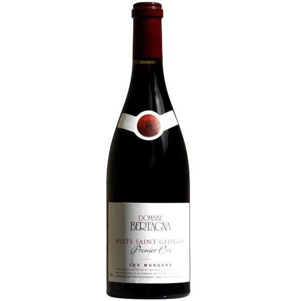 DOMAINE BERTAGNA Nuits Saint Georges 2014 - Premier Cru - Pinot Noir - 75 cl