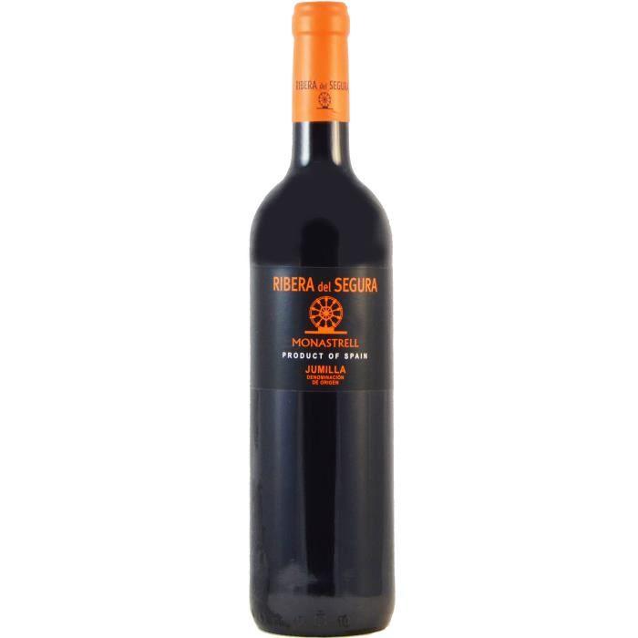Bodega Alceño Ribera Del Segura Monastrell 2016 - Vin rouge