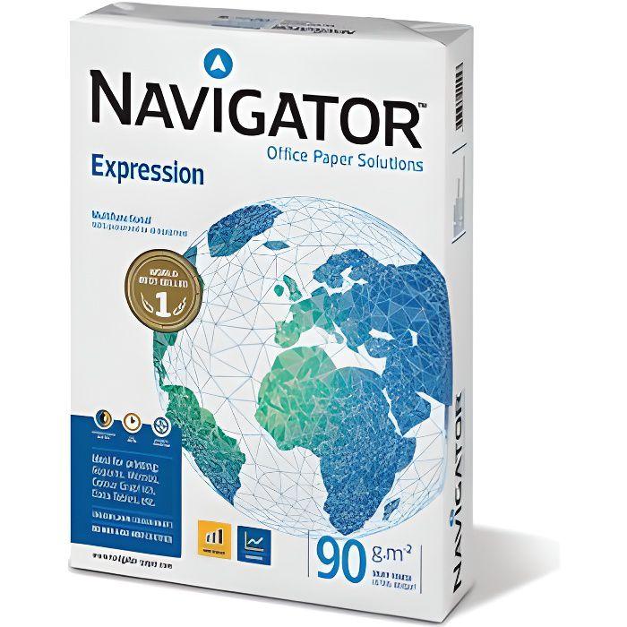 Navigator 500 feuilles  Expression 90g A4