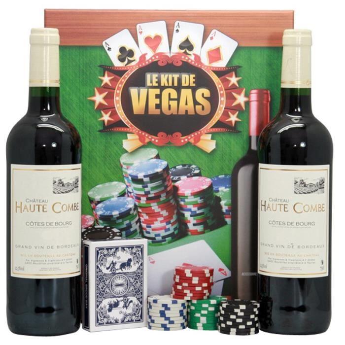 Coffret Vegas