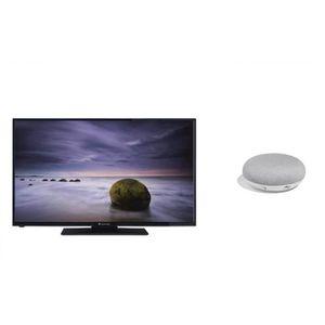 Kit CONTINENTAL EDISON TV LED Full HD Smart 100 cm (39\