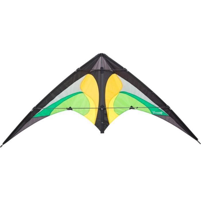 HQ Cerfs-Volants Pilotables 2 Lignes Yukon II Jungle