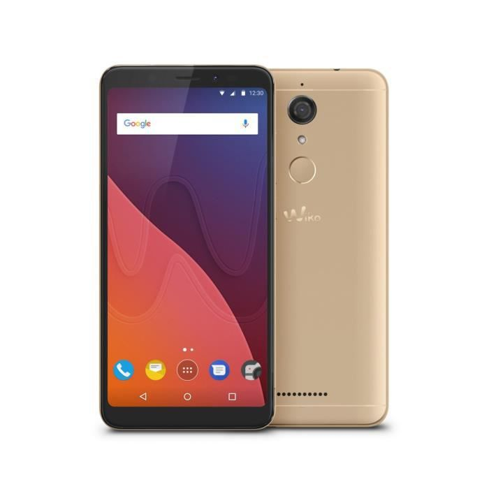 Wiko View 32 Go Gold