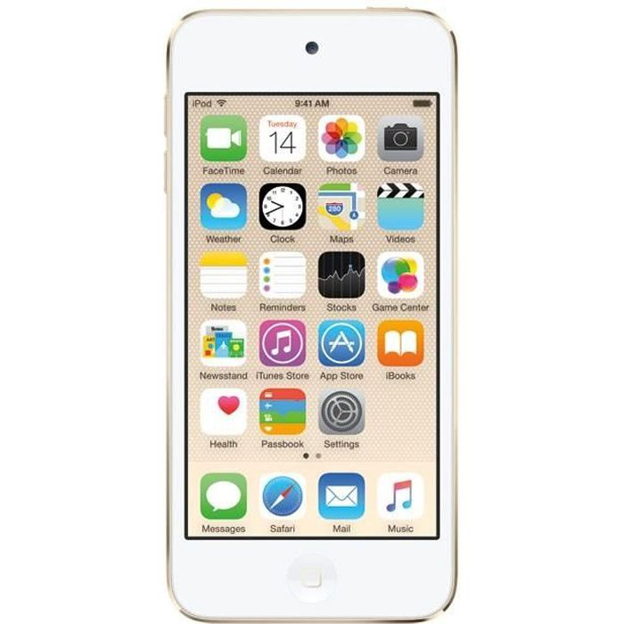 APPLE iPod Touch 32Go Gold