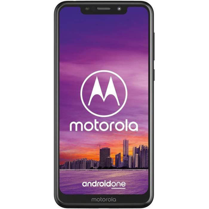 Motorola One Noir 64Go