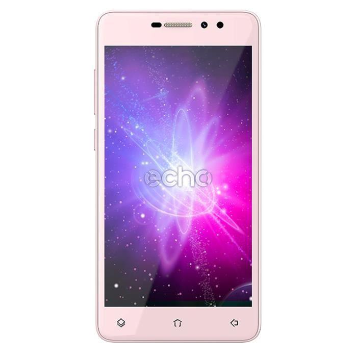 Echo Mobile Stellar 4G Rose