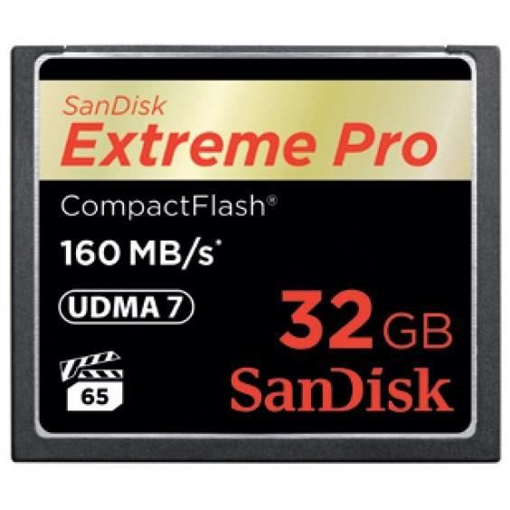 SANDISK Extreme Pro Cf 160Mb/S 32Gb