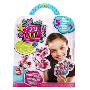 SEW COOL Recharge Personnages Sew Cool - Chat/Chien