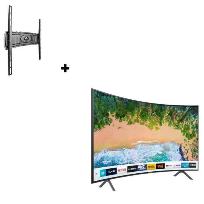 Samsung ue49nu7372kxxc tv led meliconi curved 400
