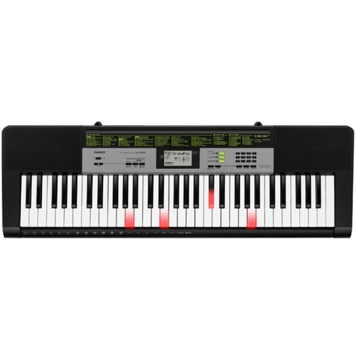 CASIO LK-135 Clavier standard 61 touches lumineuses