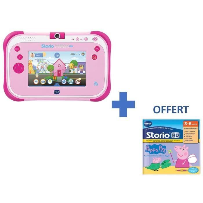 VTECH - Console Storio Max 2.0 5\
