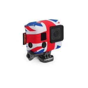 XSories - TUXSEDO - Housse en néopr?ne pour caméra GoPro avec Caisson standard ou de plongée - UK RIOT
