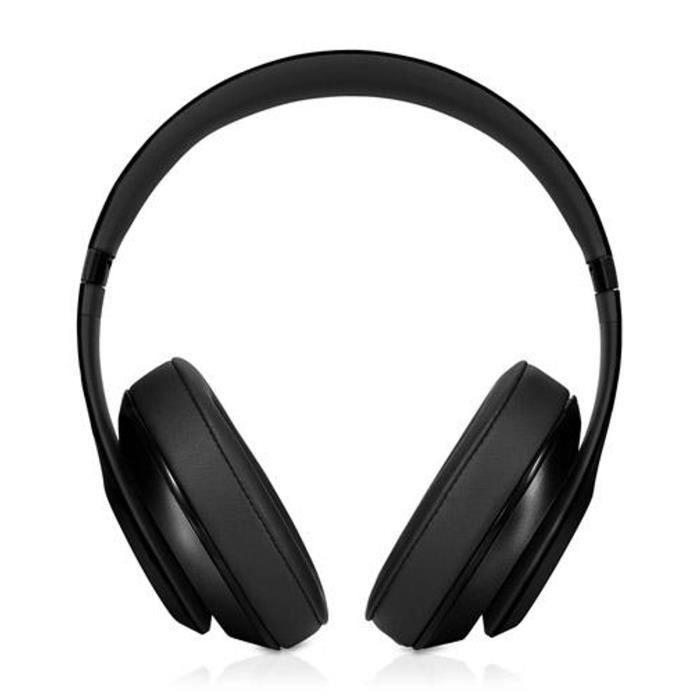 BEATS Studio Wireless Casque audio Noir mat