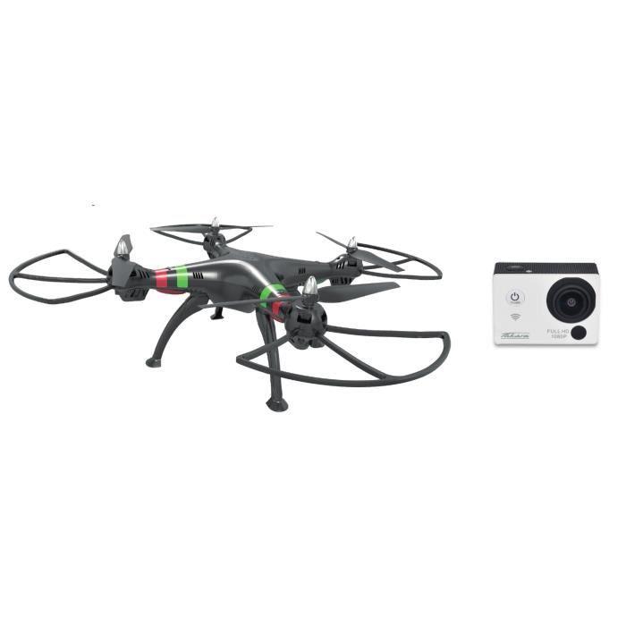 Drone TAKARA MEGA BIRD avec Camera Full HD intégrée