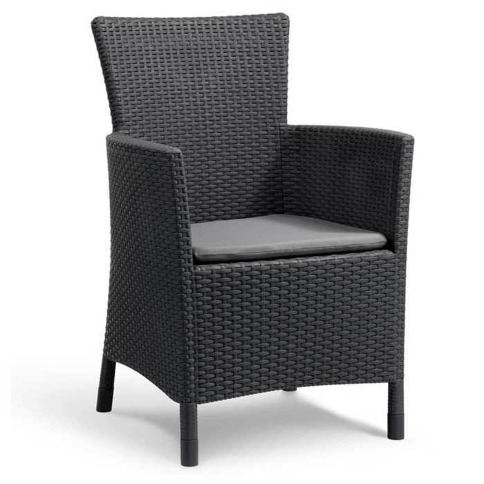 fauteuil allibert jardin