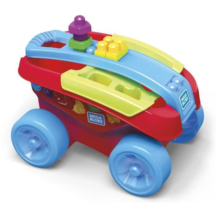 MEGABLOKS - Mon Wagon Trieur de Formes