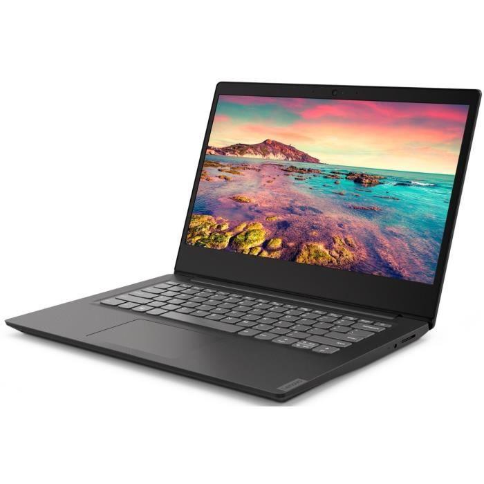 """Ordinateur portable  - LENOVO Ideapad S145-15AST - 15"""" FHD - AMD A6-9225 - RAM 8Go - Stockage 5"""