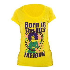 FREEGUN T-shirt Girlz Eighty's