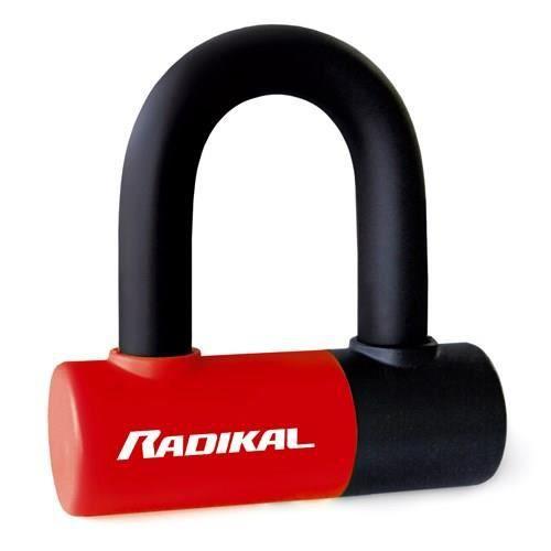 RADIKAL Antivol Mini U RK59 - Acier - Ø 14cm
