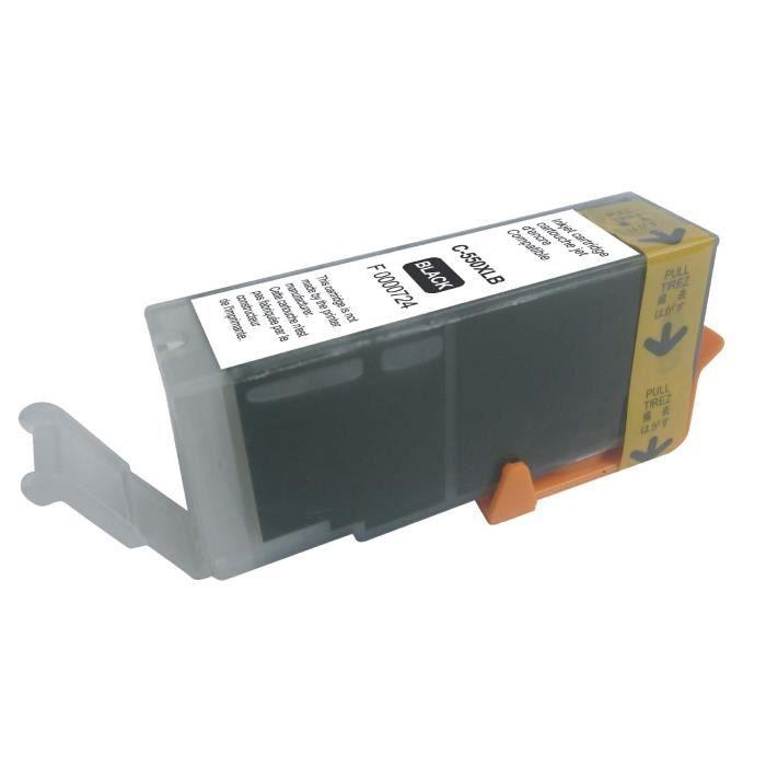 Canon PGI550 XL Cartouche d'encre compatible Noir