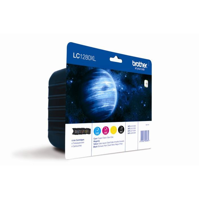 Brother LC1280XL Cartouches d'encre Multipack Coul