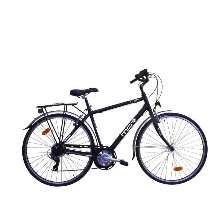 MGR Vélo de ville York N1925 - Homme - Noir
